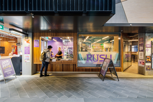 RMIT New Academic Street - Retail Strategy (Concept to Completion)